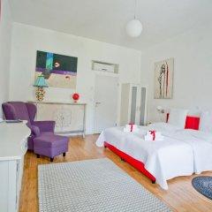 Отель Rooms Zagreb 17 4* Номер Делюкс с различными типами кроватей фото 4