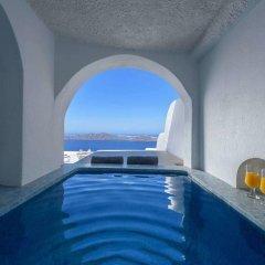 Отель Abyssanto Suites & Spa 4* Улучшенные апартаменты с различными типами кроватей фото 20