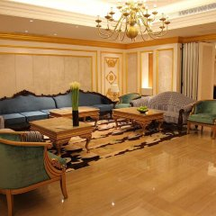 Shanghai Hongqiao Airport Hotel интерьер отеля фото 2