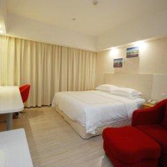 Overseas Chinese Friendship Hotel 3* Стандартный номер с различными типами кроватей фото 4