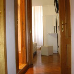 Отель Magnifico Rome 3* Стандартный номер с различными типами кроватей фото 14