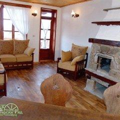Отель Manastirski Rid Hotel Болгария, Генерал-Кантраджиево - отзывы, цены и фото номеров - забронировать отель Manastirski Rid Hotel онлайн комната для гостей фото 2