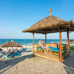 Отель Local Beach Homestay пляж фото 2