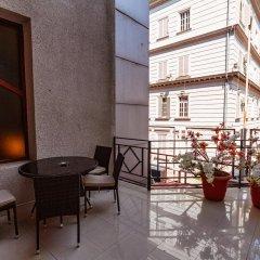 Бутик-отель Корал балкон