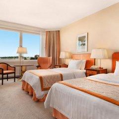 Отель Hilton Helsinki Strand 4* Стандартный номер с 2 отдельными кроватями фото 9