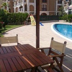 Отель VIP Apartment in Sunny Beach Болгария, Солнечный берег - отзывы, цены и фото номеров - забронировать отель VIP Apartment in Sunny Beach онлайн бассейн фото 3