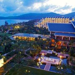 Отель Sheraton Sanya Resort вид на фасад фото 2