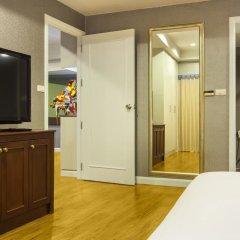 Отель D Varee Jomtien Beach 4* Стандартный номер с различными типами кроватей фото 6