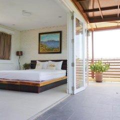 Отель Rock Villa 3* Улучшенный номер с различными типами кроватей фото 10