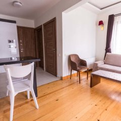 Отель Taksim Martina Apart Апартаменты с различными типами кроватей фото 4
