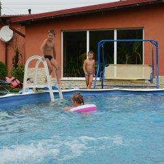 Отель Centrum Wypoczynkowe Karman бассейн