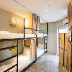 Homie Hostel & Cafe' 2* Кровать в женском общем номере фото 2