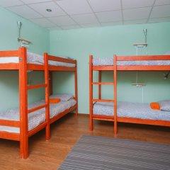 Хостел Кенгуру Кровать в общем номере с двухъярусными кроватями фото 4