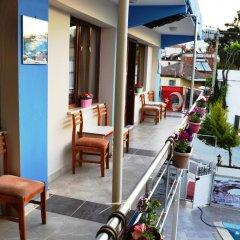 Aspawa Hotel Турция, Памуккале - отзывы, цены и фото номеров - забронировать отель Aspawa Hotel онлайн балкон