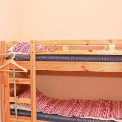 Хостел Х.О. Кровать в общем номере с двухъярусной кроватью фото 26