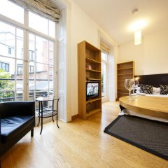 Апартаменты Studios 2 Let Serviced Apartments - Cartwright Gardens Студия с различными типами кроватей фото 47