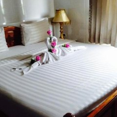 Отель VITS Patong Dynasty 3* Улучшенный номер с двуспальной кроватью фото 8