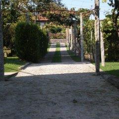 Отель Casas da Quinta da Cancela парковка