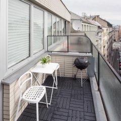 Апартаменты Premier Apartments Wenceslas Square Апартаменты с различными типами кроватей фото 26