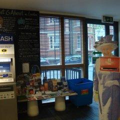 Отель YHA London Central Великобритания, Лондон - отзывы, цены и фото номеров - забронировать отель YHA London Central онлайн банкомат
