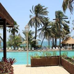 Hotel Jardin Savana Dakar бассейн фото 2