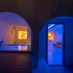 Отель Abyssanto Suites & Spa 4* Улучшенные апартаменты с различными типами кроватей фото 13