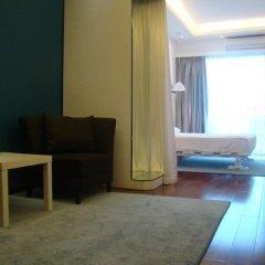 Отель Escenta Boutique Residence Hanoi 5* Апартаменты с различными типами кроватей фото 2