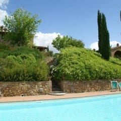 Апартаменты Castellare di Tonda - Apartments бассейн