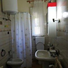 Отель Bivani in Naxos Джардини Наксос ванная фото 2