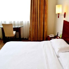 Pazhou Hotel 3* Номер Бизнес с различными типами кроватей фото 9