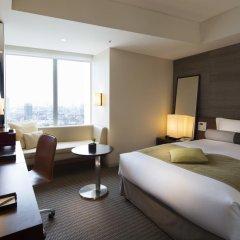 Отель The Strings By Intercontinental Tokyo 5* Стандартный номер фото 3