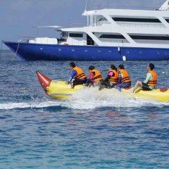 Отель Fern Boquete Inn Мальдивы, Северный атолл Мале - 1 отзыв об отеле, цены и фото номеров - забронировать отель Fern Boquete Inn онлайн приотельная территория фото 2
