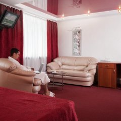 Гостиница AMAKS Центральная Полулюкс разные типы кроватей фото 11