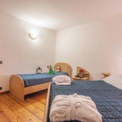 Hotel Lo Scoiattolo 4* Апартаменты с различными типами кроватей фото 3