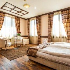 Teteven Hotel 3* Полулюкс разные типы кроватей фото 2
