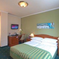 Отель Mercure Secession Wien 4* Стандартный номер с различными типами кроватей фото 17