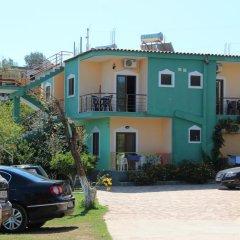 Отель Green House Ksamil Албания, Ксамил - отзывы, цены и фото номеров - забронировать отель Green House Ksamil онлайн парковка