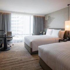 Отель Bangkok Marriott Marquis Queen's Park 5* Номер Делюкс с различными типами кроватей фото 3