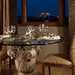 Отель Divani Caravel 5* Представительский люкс с разными типами кроватей фото 2