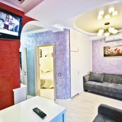 Апартаменты Элит комната для гостей фото 5