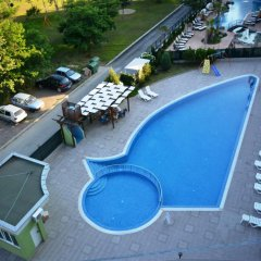 Отель VIP Apartment in Sunny Beach Болгария, Солнечный берег - отзывы, цены и фото номеров - забронировать отель VIP Apartment in Sunny Beach онлайн бассейн