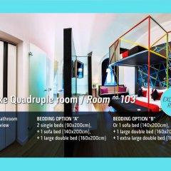Bohem Art Hotel бассейн