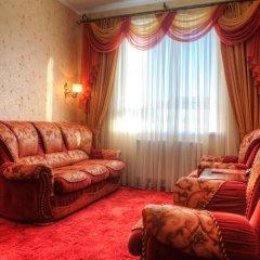 Гостиница Доминик 3* Люкс повышенной комфортности разные типы кроватей фото 9