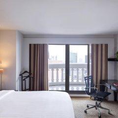 Отель lebua at State Tower 5* Люкс с двуспальной кроватью фото 2