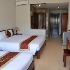 Sunshine Hotel 3* Семейный номер Делюкс с двуспальной кроватью фото 4