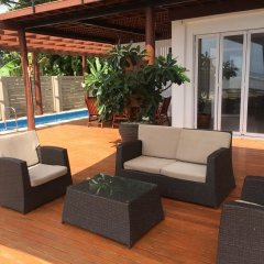 Отель First Landing Beach Resort & Villas интерьер отеля