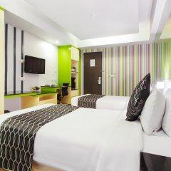 Отель Klassique Sukhumvit 3* Улучшенный номер фото 10