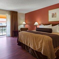 Отель Chicago Club Inn & Suites 3* Стандартный номер с различными типами кроватей