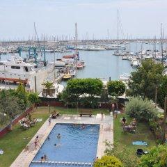 Отель Apartamento Puerto Deportivo Marina бассейн