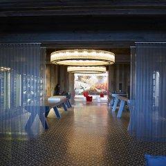 Отель Radisson Blu Mall of America интерьер отеля